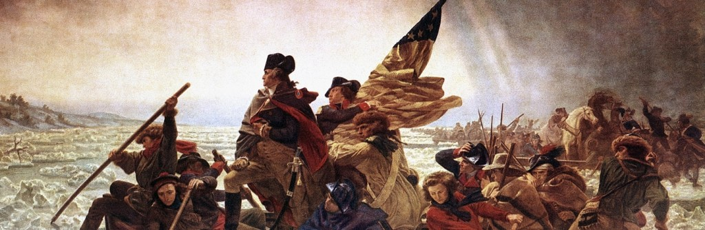 American Revolutionary War fought and won by manly Christians