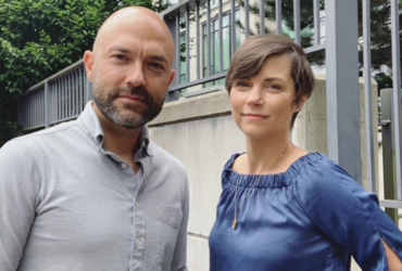 Joshua Harris & Wife Shannon Harris